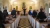 이전 후 첫 예배는 미국교회와 연합으로 드렸다. 류승례 목사가 축도했다.