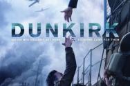 <덩케르크>의 미국 현지 포스터. 강렬한 이미지를 통해 '구원'의 이야기를 다루는 영화임을 강조하고 있다.