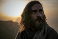 ▲<막달라 마리아: 부활의 증인>에서 예수역을 맡은 호아킨 피닉스 ⓒ영화 스틸컷