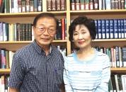 김광식 장로와 김사정 권사