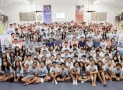 청소년 연합수련회가 나성순복음국제금식기도원에서 열렸다.