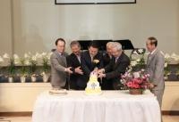 차타누가한인장로교회 창립 40주년 기념행사