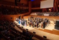 월트디즈니 콘서트 홀에서 개최됐던 월드미션대학교 개교 30주년 음악회