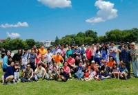 애틀랜타밀알선교단 제 27회 동부 사랑의 캠프 참석
