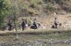 자전거 타는 북한 주민들. ⓒ한국오픈도어