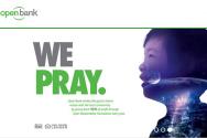 오픈뱅크는 기독교 정신에 입각한 다양한 나눔 프로젝트를 해 오고 있다.