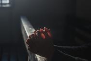 기도하는 손
