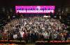 지난 2019년 인도네시아 자카르타에서 열렸던 WEA 총회 당시 참석자들의 기념촬영 모습 ©WEA