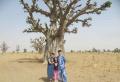 세네갈에서 사역 중인 김명수 선교사(우측)와 가족들