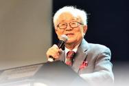 지난해 97세를 일기로 소천한 故 현포(玄圃) 조동진 목사.