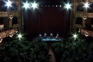 24일 CNN에 따르면, 봉쇄 완화 이후 22일 재개장한 스페인 리세우 대극장에서는 사람 대신 식물 관객들을 대상으로 첫 공연이 펼쳐졌다.
