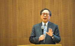 김영한 박사(샬롬나비 상임대표, 기독학술원장, 전 숭실대 기독대학원장)