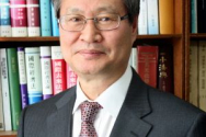 서헌제 교수(한국교회법학회 회장, 중앙대 명예교수(전 부총장).