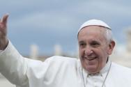 프란치스코 교황. ⓒ인스타그램