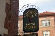 캐피톨힐 침례교회.