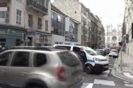 프랑스 니스의 거리. 뒤편으로 노트르담 성당이 보인다. ⓒYTN 보도화면 캡쳐