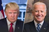 2020 미국대선, 트럼프 바이든