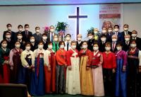 아틀란타벧엘교회 창립 5주년 기념예배 및 임직식
