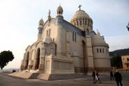 알제리에 위치한 교회.