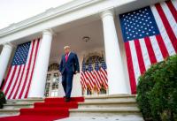 도널드 트럼프 미국 대통령. ©White House/Tia Dufour