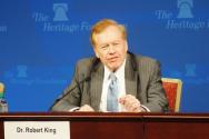 로버트 킹(Robert King) 전 미국 국무부 북한인권 특사