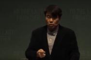 RNA 백신을 맞으라던 영상에서 최바울 선교사가 강의하는 모습. ⓒ유튜브