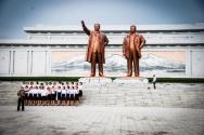 북한은 김 씨 3대에 대한 강력한 우상화 정책을 펴고 있다. ©한국오픈도어선교회