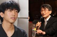 이재철 목사(오른쪽)의 셋째 아들로 알려진 이승윤 씨(JTBC 유튜브 영상 캡쳐)