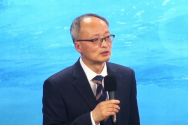 문창욱 목사가 4일 에스더기도운동 통일선교컨퍼런스에서 설교를 하고 있다. ©에스더기도운동 영상 캡처