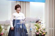 백송교회 이순희 목사.