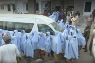 지난 2일 납치됐던 나이지리아 여학생 3백여명이 석방됐다. ©AP/로이터 통신 보도영상 캡처