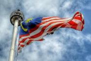 말레이시아 국기. ⓒUnsplash