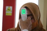 체온계 코로나 테스트