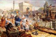 로마제국 집권자들은 기독교인에 대한 대규모 박해의 명분을 세우기 위해 기독교 신앙에 대한 악의적 오해를 부추기곤 했다. ⓒearlychristians.org 캡처