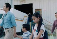 <미나리> 중 한인 이민 가족의 모습.