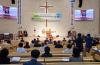 6일 은평제일교회에서 대한예수교장로회총회(예장) 창립예배를 드렸다. ⓒ송경호 기자