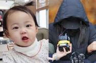양부모의 학대로 숨진 정인 양과 양모 장 씨(좌측부터). ⓒYTN 보도 화면 캡쳐