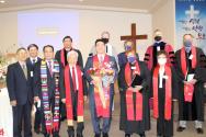 베이커 형제교회 정대선 목사 위임예배