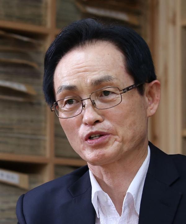 한국교회언론회 대표 이억주 목사