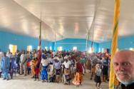 나이지리아 아가투 감리교회가 재건됐다.