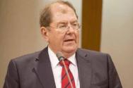 미하엘 벨커 교수. ⓒ실천신대