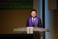 신임총회장 이재광 목사(동남노회, 할렐루야장로교회)