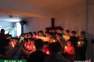 이른비언약교회 어린이 모임.