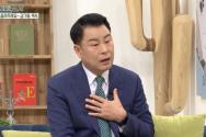 김기동 목사가 최근 방송된 CBS <새롭게하소서>에 출연해 교회 가는 아내를 핍박하다 뜻밖의 사건으로 회심을 하게 된 계기에 대해 간증했다. ©CBS TV 새롭게하소서