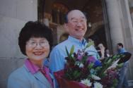 타코마제일침례교회 문창선 원로 목사와 고 문성주 사모