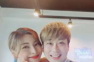 김정화-유은성 부부. ⓒ유은성 공식 인스타그램