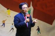 임성빈 장신대 교수 ©국제사랑영화제