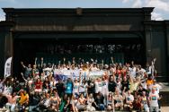 2021년 6월 5일 워싱턴기념비 인근 실반 극장(Sylvan Theater)에서 탈동성애자들을 위한 '자유의 행진'이 열렸다.