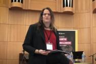 침례교 역사상 처음으로 목사 안수를 받은 성전환자 로라 베서니 부클레이터. ⓒ전환 프로젝트 영상 캡쳐