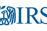 IRS 로고